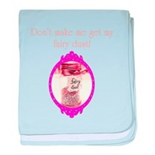 Fairy Dust baby blanket