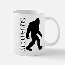 Squatchy Silhouette Mug