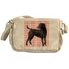 otterhound Messenger Bag