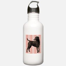otterhound Water Bottle