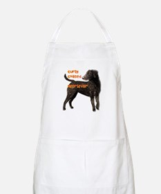 Curly Coated Retriever Apron