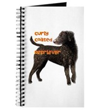 Curly Coated Retriever Journal