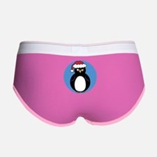 Angry Penguin Women's Boy Brief