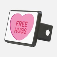 Free Hugs Hitch Cover