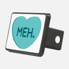 Meh Candy Heart Hitch Cover