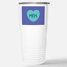 Meh Candy Heart Travel Mug