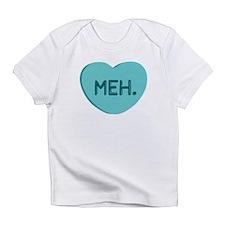 Meh Candy Heart Infant T-Shirt