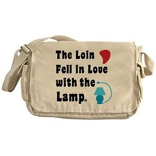 Cute Funny twilight Messenger Bag