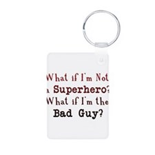 Bad Guy Twilight Keychains