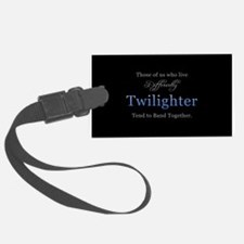 Twilighter Luggage Tag
