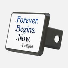 Forever Begins Now Hitch Cover