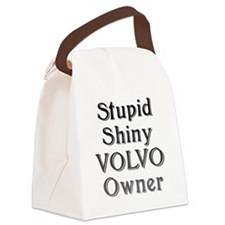 Twilight Volvo Owner Canvas Lunch Bag