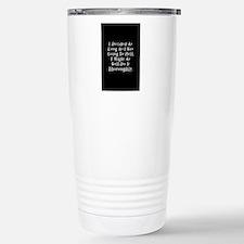 Twilight Hell Quote Travel Mug