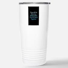 Those Of Us Twilight Stainless Steel Travel Mug