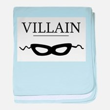 villaincards.png baby blanket