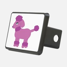 Pretty Poodle Hitch Cover