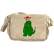 Baby Dino Messenger Bag