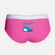 Jawsome Shark Women's Boy Brief