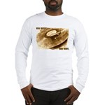 Real Music - Only Vinyl Long Sleeve T-Shirt