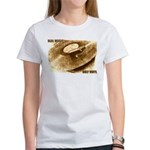 Real Music - Only Vinyl Women's T-Shirt