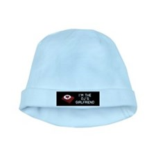 DJ's Girlfriend baby hat