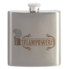 Steampowered Flask