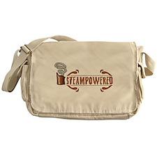 Steampowered Messenger Bag