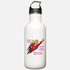 Battling Lupus Water Bottle