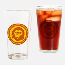 Orang Pendek - Asia's Bigfoot Drinking Glass