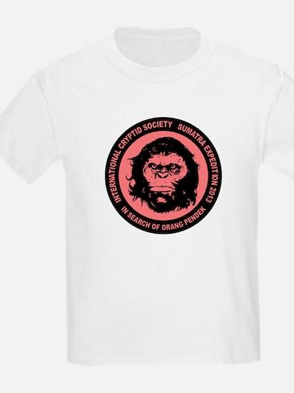 Orang Pendek - Asia's Bigfoot T-Shirt
