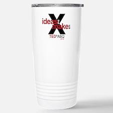 Funny Logo white Travel Mug