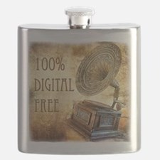 100% Digital Free! Flask