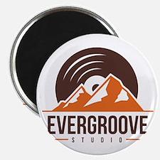 Magnet w/ Evergroove Logo
