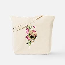 SugarSkullStargazersTall Tote Bag