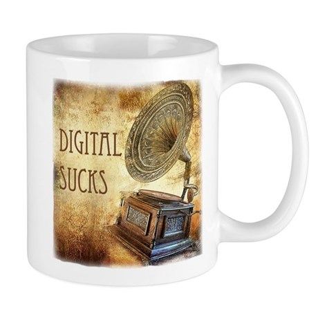 Digital Sucks! Mug