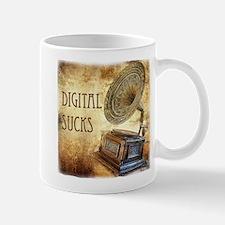 Digital Sucks! Mug Mugs