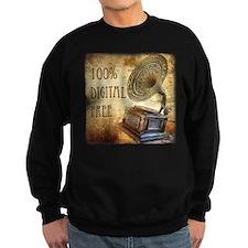 100% Digital Free! Sweatshirt