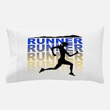 runner Pillow Case