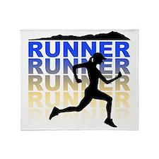 runner Throw Blanket