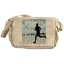 runner.png Messenger Bag