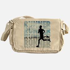 runner.png Messenger Bag