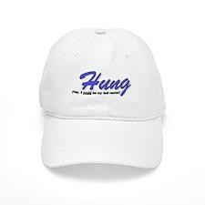 Hung Baseball Cap