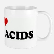 I Love AMINO ACIDS Mug