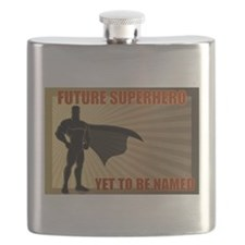 Superhero - Yet to be named Flask