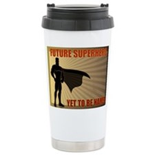 Superhero - Yet to be named Travel Mug