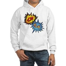 Pow And Boff! Hoodie
