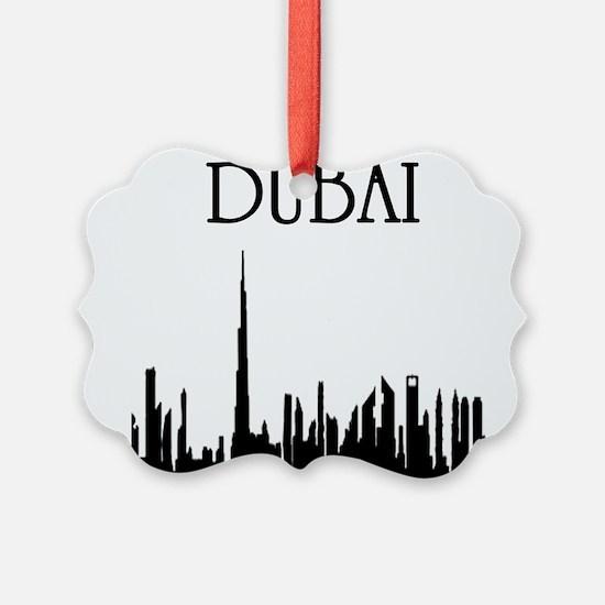Dubai Ornament