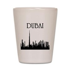 Dubai Shot Glass