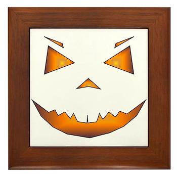 Jack-O Framed Tile