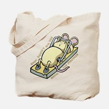 What doesnt kill you makes you stronger Tote Bag